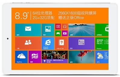 Teclast X90HDクアッドコア IPS液晶(2560×1600)  Windows8.1-並行輸入品