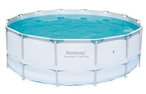 Bestway 14 39 Steel Pro Frame Pool 48 Depth 12751 Gosale Price Comparison Results