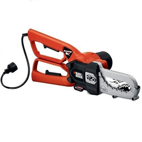 1. Black & Decker LP1000 Alligator Lopper 4.5 Amp Electric Chain Saw
