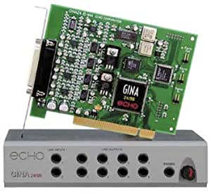 Echo Gina 24-Bit Multi-Track Digital Recorder Card