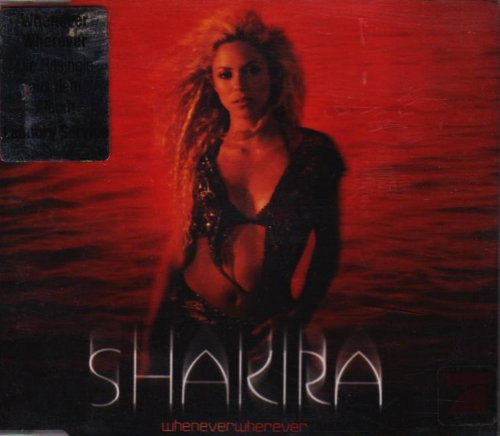 Shakira - Wherever, Whenever - Zortam Music