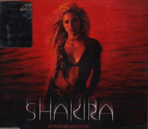 Shakira - Wherever, Whenever - Lyrics2You