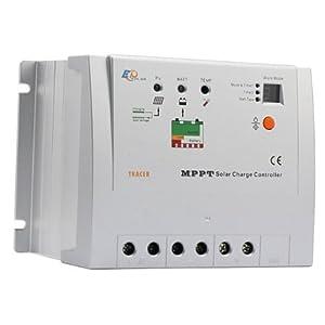 Dopobo MPPT Tracer 2215RN Solar Charge Controller Regulator 12/24V INPUT 20A