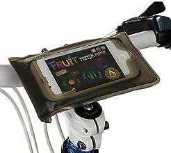 Cycling Environment TPU Waterproof Rain-proof Bike Handlebar Touch Screen Mobile Phone Bag