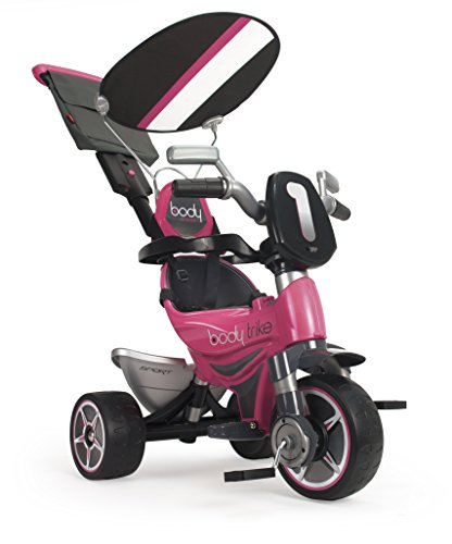Injusa - Triciclo Body Sport, color rosa (3252)
