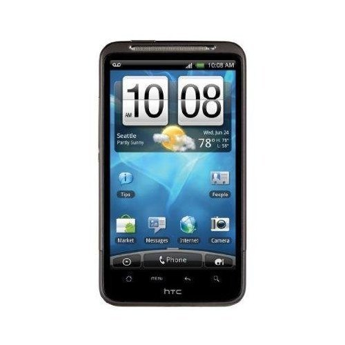 HTC Inspire 4G A9192 Unlocked GSM Android Smartphone - Black