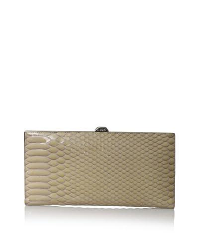 lodis women s wilshire large ballet wallet   taupe lodis women s