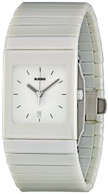 Rado Men's R21711022 Ceramica White Dial Watch
