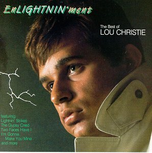 LOU CHRISTIE - The Rock