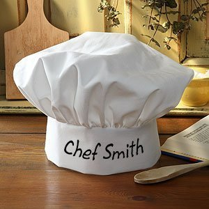 Personalized Chef Hat for Kids