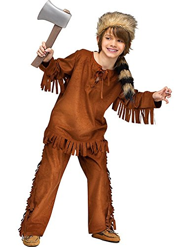 Frontier Man Costume for Kids