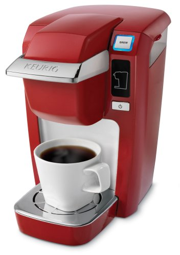 Cheapest Price! Keurig K10 Mini Plus Brewing System, Red