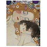 (11x14) Gustav Klimt The Three Ages of Woman Detail Art Print Poster
