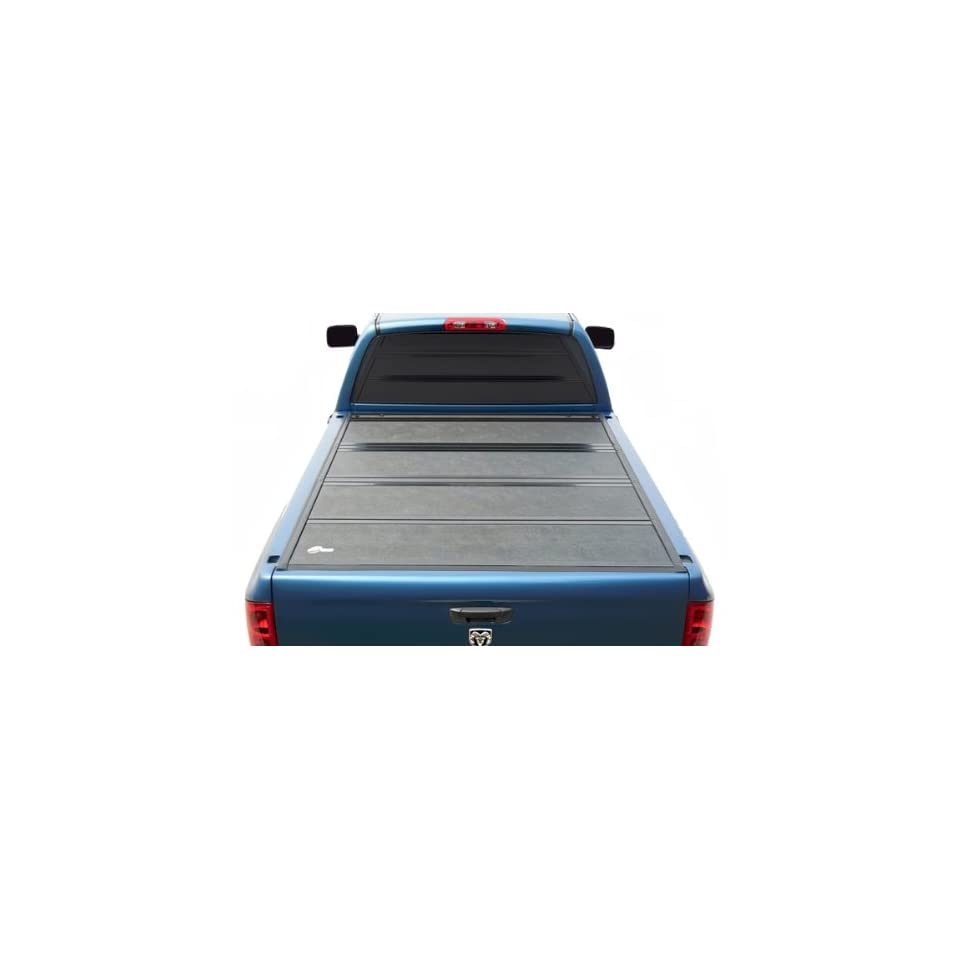 BAK Industries 72203 F1 BakFlip Tonneau Cover for Dodge RAM Quad/Mega Cab 74.5 Short Bed
