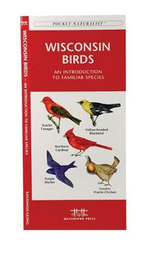 Wisconsin Birds: An Introduction to Familiar Species (State Nature Guides)