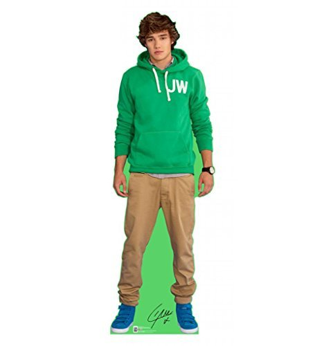 Liam Payne - One Direction - Advanced Graphics Life Size Cardboard Standup by Advanced Graphics (One Direction Stand Up Cardboard compare prices)