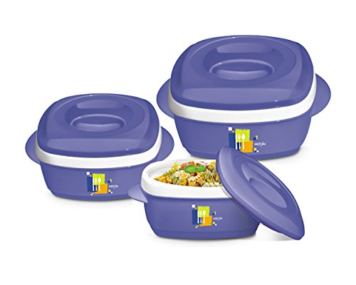 Milton milano jr casserole gift set 3 pcs best deals for Milton milano