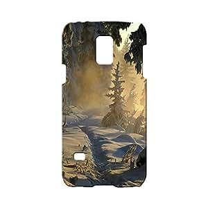 BLUEDIO Designer Printed Back case cover for Samsung Galaxy S5 - G5330