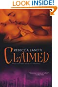 Claimed (Dark Protectors Book 2)