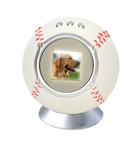 Senario Digital Photo Ball Sports Clamshell - Baseball - 1