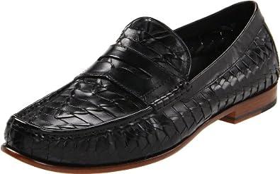 (大牌)Cole Haan Men's Air Tremont Penny Loafer 男士皮鞋 米 $60.94