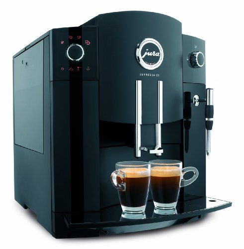Jura 13531 Impressa C5 Fully Automatic Coffee Center, Piano Black front-26545