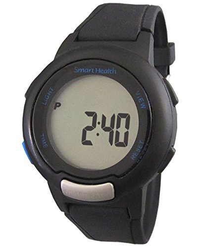 B007WQKUBY Smarthealth Walking Fit Activity Tracker – Black – Large