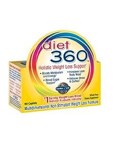 Garden Of Life Diet 360 Diet Supplement 90 Count by Garden of Life
