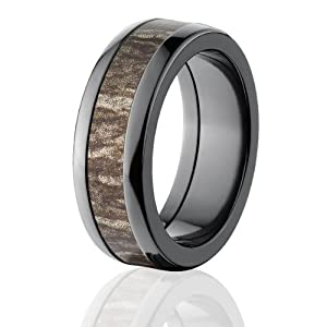 mossy oak rings camouflage wedding bands bottomland camo