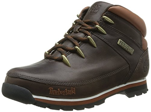 Timberland Men's Euro Spring Hiker,Mulch Forty Leather,US 7.