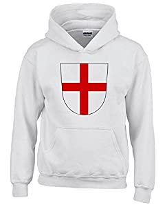 Cotton Island - Sweatshirt Hoodie fur Kinder TSTEM0036 freiburg coat of arms