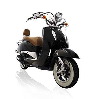 motorroller motoworx titano 50 ccm 45 km h. Black Bedroom Furniture Sets. Home Design Ideas
