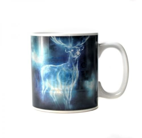 Harry Potter Calore Modifica tazza termica Expecto Patronum Boxed 400ML