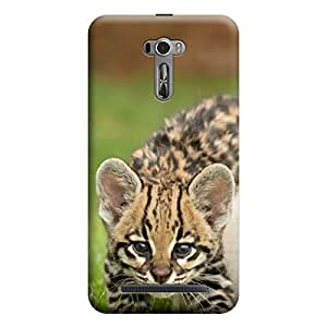 Ebby Premium Printed Mobile Back Case Cover With Full protection For Asus Zenfone 2 Laser ZE601KL (Designer Case)