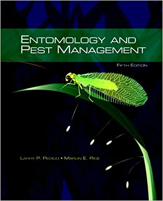 Entomology and Pest Management (5th Edition)