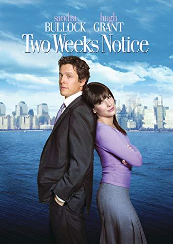 Two Weeks Notice on Amazon Prime Video UK