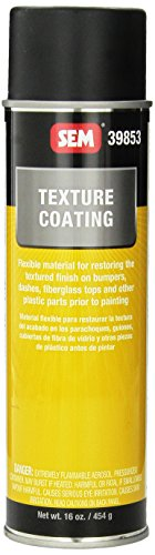 SEM 39853 Black Texture Coating Aerosol - 16 oz.