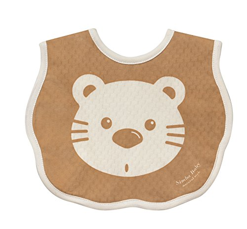 Simba Waterproof Organic Cotton Bib - 1