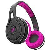 50 SYNC Pink On Ear Bluetooth Wireless Sport Headphones