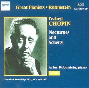 Nocturnes and Scherzi (Rubenstein)
