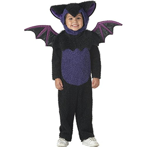 Child's Toddler Adorable Bat Costume (Size: 2-4T)