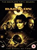 Babylon 5: Season 5 [DVD] [1994]