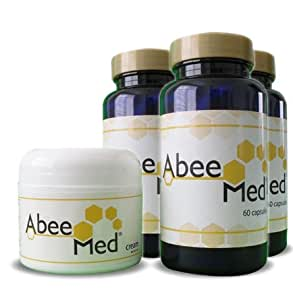 Amazon.com: Abeemed Natural Apitherapy Bee Venom Therapy 3 bottles