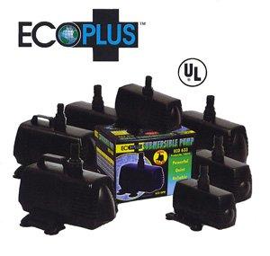 EcoPlus 728333 Eco 2245 Submersible Pump, 2166GPG