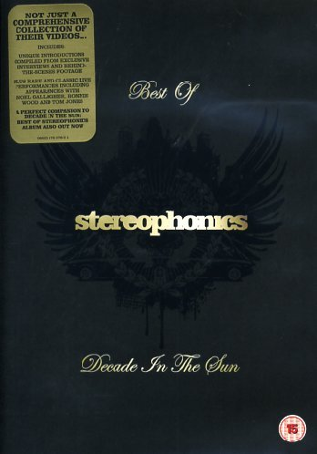Stereophonics - Decade in the Sun - Best of Stereophonics [DVD]