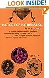 History of Mathematics, Vol. II (Dover Books on Mathematics)
