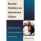 Racial Politics in American Cities (3rd Edition) ~ Rufus P. Browning