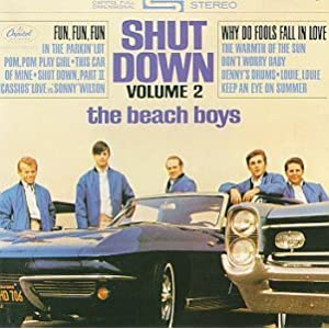 Beach Boys - Shut Down, Vol. 2