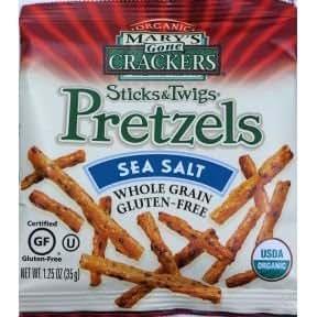 Amazon.com: Marys Gone Crackers Organic Sticks & Twigs