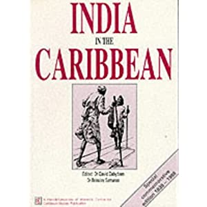 India in the Caribbean: Amazon.ca: David Dabydeen, Brinsley Samaroo: Books